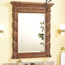 Tuscany Bathroom Vanity Mirror