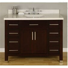 "Monaco 42"" Bathroom Vanity Set"