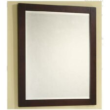 "<strong>Empire Industries</strong> Monaco 32"" H x 27"" W Vanity Mirror"
