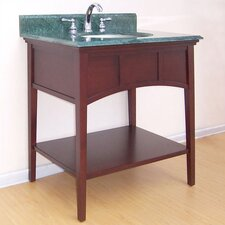 "<strong>Empire Industries</strong> Buckingham 300 30"" Console Bathroom Vanity Base"