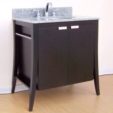 "Malibu 200 2 Door 30"" Bathroom Vanity Base"