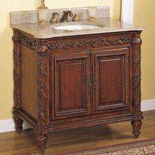 "Tuscany 24"" Bathroom Vanity Base"