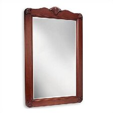 "Kensington 30"" Bathroom Vanity Mirror in Cinnamon"