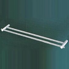 "Tempo 22"" Wall Mounted Double Towel Bar"
