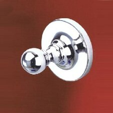 Carlton Single Robe Hook