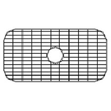 "30"" x 16"" Sink Grid for 16 Gauge Undermount Single Bowl Kitchen Sink"