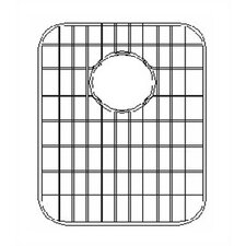 "16"" x 12"" Sink Grid for Undermount Right Double Bowl Kitchen Sink"