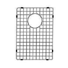 "18"" x 12"" Sink Grid for Everest Undermount Small Right Bowl Kitchen Sink"