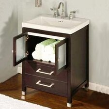 "<strong>Empire Industries</strong> Chelsea 24"" Bathroom Vanity Base"