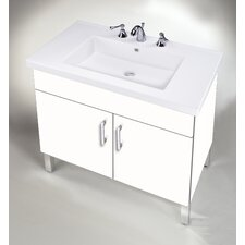"Daytona 31.5"" Single Bathroom Vanity Set"