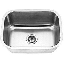 16 Gauge Single Undermount Kitchen Sink