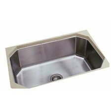 <strong>Empire Industries</strong> 18 Gauge Single Undermount Kitchen Sink