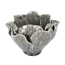 Aponi Flower Petal Decorative Bowl