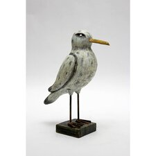 Shore Bird Seabird Resin Statue