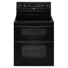 "30"" Resource Saver Double Oven Freestanding Electric Range"