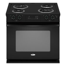 "30"" Drop-In Electric Range"