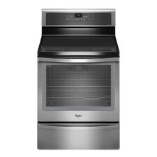 6.2 cu. ft. Timesavor Plus True Convection Cooking System Induction Range