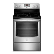 Dual-Choice and Speed Heat Elements Electric Range