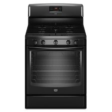 5.8 cu. ft. Speed Heat and Power Cook Burners Gas Range