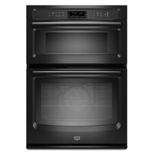 "30"" Electric Combination Wall Oven and Microwave"