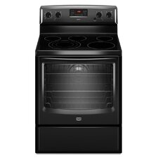 Triple-Choice and Speed Heat Elements Electric Range