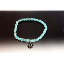 Nest Glass Bead Bracelet