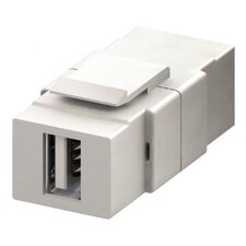 USB 2.0 Snap-in QuickPort Connector