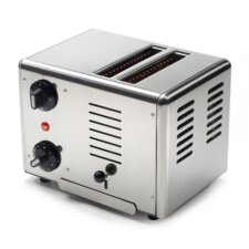 Premier 2 Slice Toaster in Stainless Steel