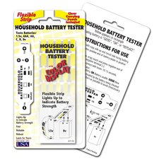 <strong>LCR Hallcrest</strong> Battery Tester (Pack of 2)