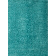Domino Teal Rug