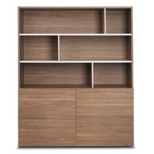 Half-Open Cabinet