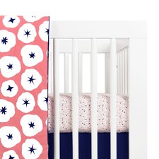 In Bloom Fitted Crib Sheet