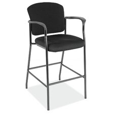 Sleek Chair with Arms