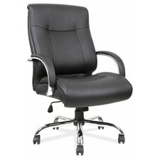Big-N-Tall Series Leather Office Chair