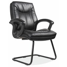 <strong>OfficeSource</strong> Whistler Sled Base Guest Chair