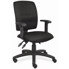 <strong>OfficeSource</strong> Swivel Task Chair without Arms