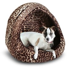 <strong>Best Friends By Sheri</strong> Doggy/Kitty Hut Bed