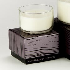 Purple Mountains Voyage Candle