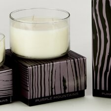 Purple Mountains Candle