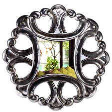<strong>Foreign Affairs Home Decor</strong> Paloma Carved Mirror