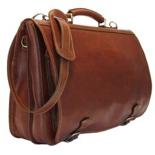 Piazza Messenger in Saddle Brown