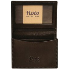 Firenze Leather Business Card Case