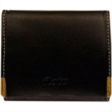 <strong>Floto Imports</strong> Milano Leather Coin Pocket
