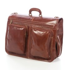 Venezia Leather Garment Bag