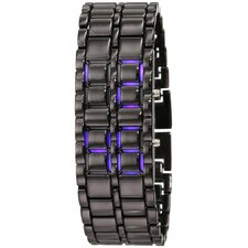 Men's LED Digital Bracelet Watch
