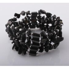 Magnetic Therapy Hematite Bracelet
