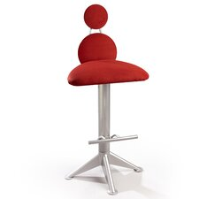 "<strong>Createch</strong> Tobie 30"" Swivel Bar Stool with Cushion"
