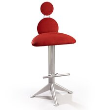 "<strong>Createch</strong> Tobie 24"" Swivel Bar Stool with Cushion"