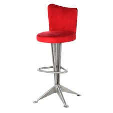 "<strong>Createch</strong> Orbit 30"" Swivel Bar Stool with Cushion"