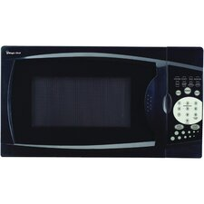 Microwave with Digital Touch